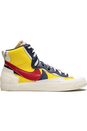 Nike Sacai x Blazer Mid hi-top sneakers