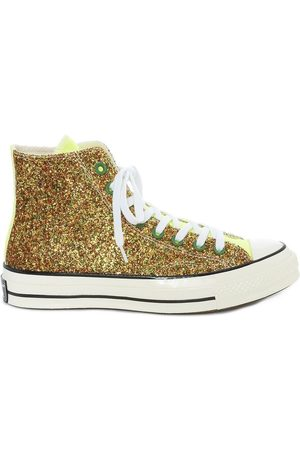 J.W.Anderson Chuck Taylor' Sneakers im Glitter-Look