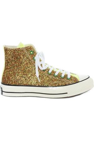 J.W.Anderson Chuck Taylor' Sneakers im Glitter-Look