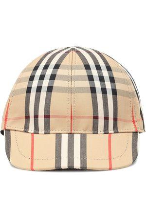 Burberry Baseballcap aus Baumwolle