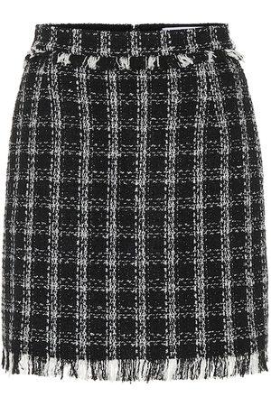 Msgm Minirock aus Tweed