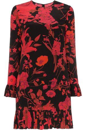 VALENTINO Kleid mit Blumenmuster