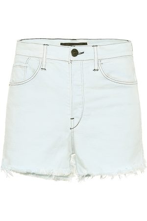 3x1 High-Rise Jeansshorts Carter