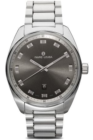 Favre Leuba Sky Chief Date' Armbanduhr, 43mm - Grey