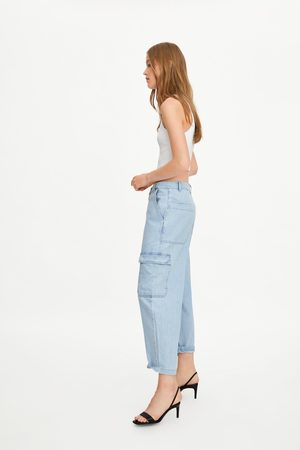 Zara Jeans-cargohose