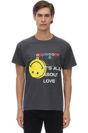 APPLECORE Herren Shirts - It's All About Love Cotton T-shirt