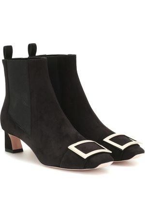 Roger Vivier Ankle Boots Chelsea Trompette