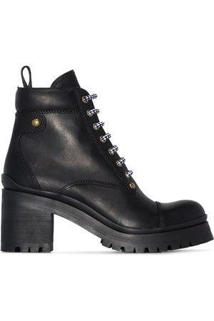 Miu Miu 80' Hiking-Boots