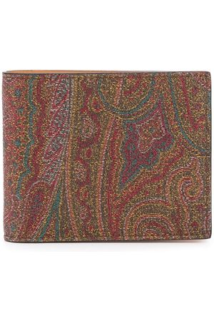 Etro Portemonnaie mit Paisley-Print