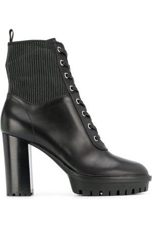 Gianvito Rossi Damen Stiefeletten - Stiefel mit Plateau