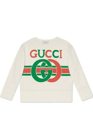 Gucci Sweatshirt mit GG-Logo