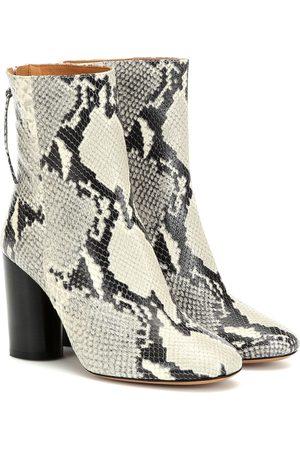 Isabel Marant Ankle Boots Garrett aus Leder