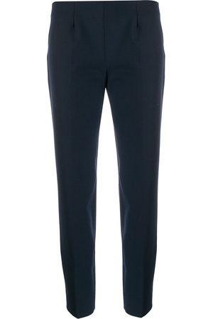 Piazza Sempione Damen Slim & Skinny Hosen - Hose mit schmalem Bein