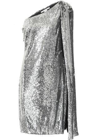 Stella McCartney Damen Asymmetrische Kleider - One-Shoulder-Minikleid