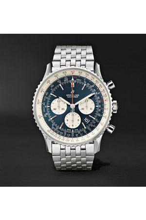 Breitling Herren Uhren - Navitimer 1 Chronograph 46mm Steel Watch