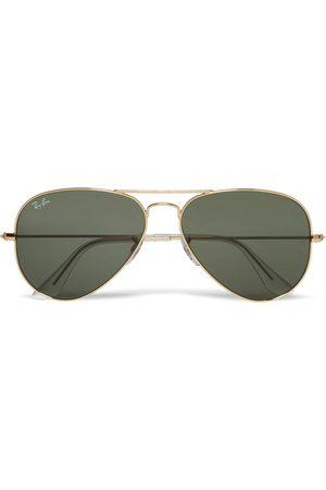 Ray-Ban Herren Sonnenbrillen - Aviator Silver-Tone Sunglasses