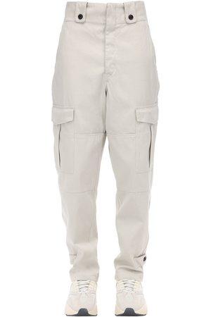 Isabel Marant Neil Cotton Cargo Pants