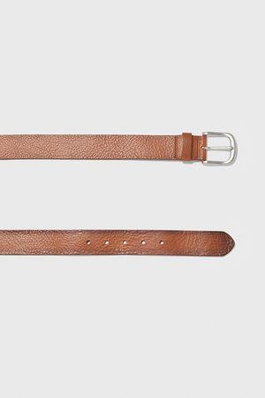 Zara Vintage-ledergürtel