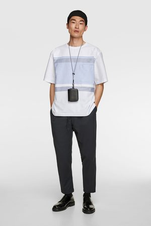 Zara Herren Business - Relaxed-fit-oxfordhemd