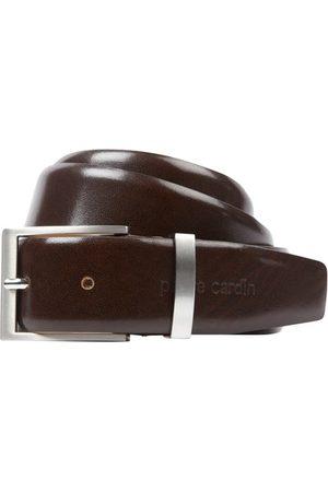 Pierre Cardin Ledergürtel mit Metallschlaufe