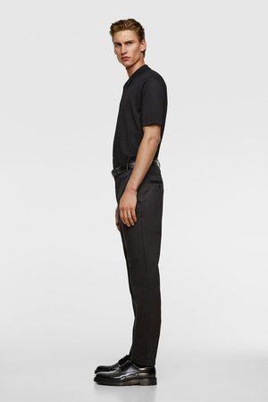 Zara Slim-fit-chinohose