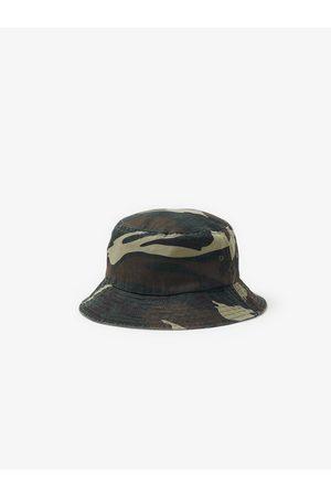 Zara Bob-mütze mit camouflagemuster