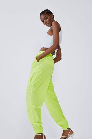 Zara Jogginghose aus nylon