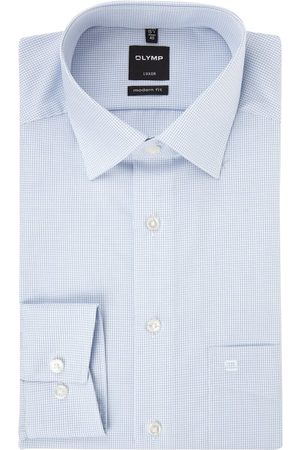 Olymp Modern Fit Business-Hemd mit extra langem Arm
