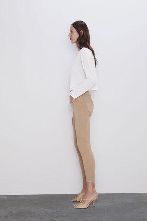 Zara Damen Skinny - Jeans z1975 im skinny-fit