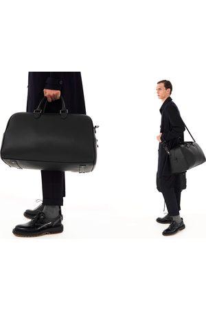 Zara Herren Taschen - Schwarze bowlingtasche