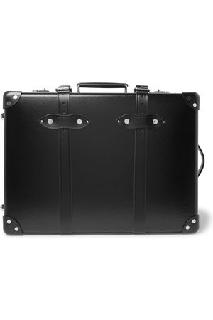 """Globetrotter Herren Koffer - Centenary 20 Leather-Trimmed Carry-On Suitcase"""""""