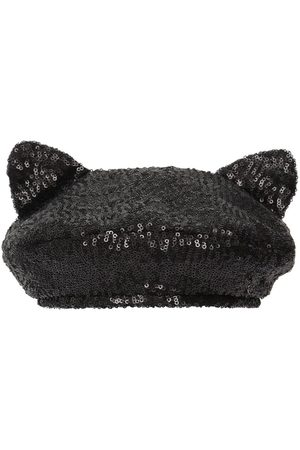 Le Mont St Michel Billy Ears Sequined Hat