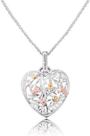 Engelsrufer Halsketten - Halskette - Lebensbaum Herz - ERN-HEARTTREE-TRICO