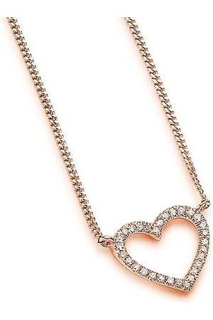 Palido Halsketten - Collier - Diamant Rosegold 585 - K10527/R