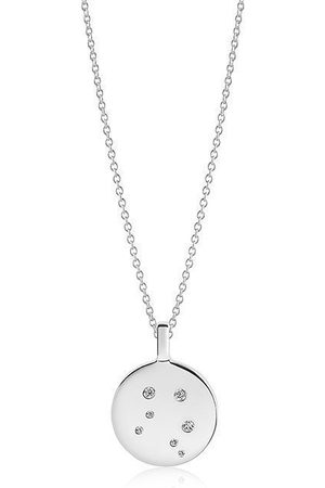 Sif Jakobs Halsketten - Halskette - Zodiaco Waage - SJ-P1060-CZ