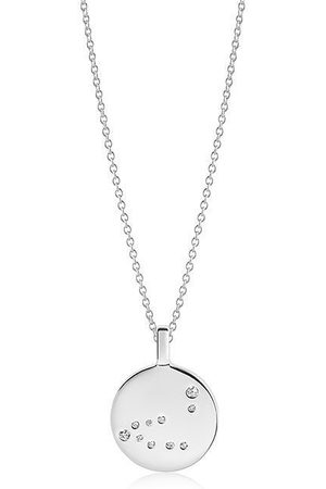 Sif Jakobs Halsketten - Halskette - Zodiaco Steinbock - SJ-P1063-CZ