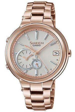 Casio Uhren - Sheen - SHB-200CG-9AER rosé