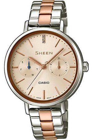 Casio Uhren - Sheen - SHE-3054SPG-4AUE bicolor