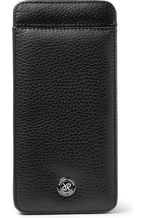 RAPPORT LONDON Herren Uhren - Full-Grain Leather Watch Case