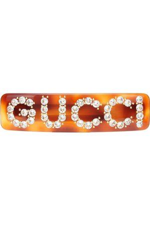 Gucci Verzierte Haarspange
