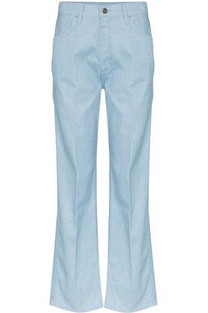 Goldsign Jeans mit geradem Bein