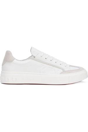 Salvatore Ferragamo Sneakers mit dicker Sohle