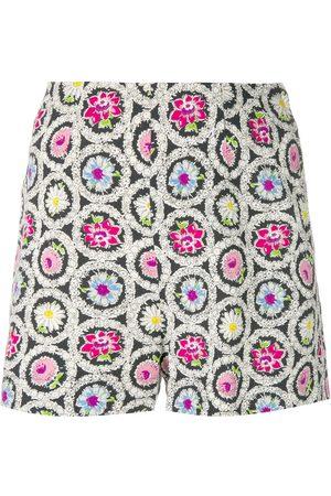 Moschino Shorts mit Blumen-Print