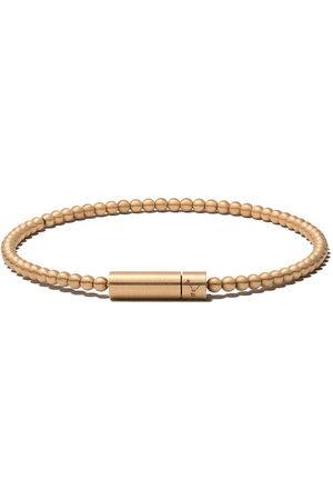 Le Gramme Armbänder - Le 15 Grammes' Armband mit Kugelkette - YELLOW