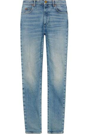 Gucci Klassische Skinny-Jeans
