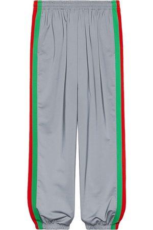 Gucci Jogginghose mit reflektierenden Streifen