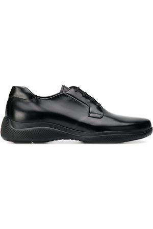 Prada Derby-Schuhe mit Sneaker-Sohle