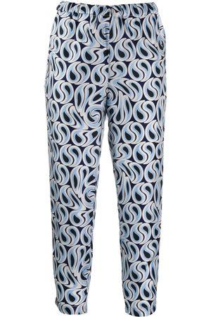 Marni Cropped-Hose mit Print