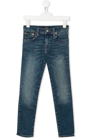 Ralph Lauren Schmale Jeans