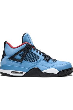 Jordan Nike x Travis Scott 'Air 4 Retro' Sneakers